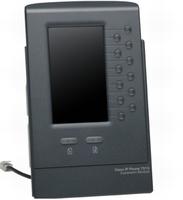 Cisco 7916, Refurbished IP add-on module Black 12 buttons