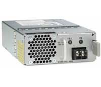 Cisco N2200-PDC-400W= Voeding switchcomponent