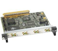 Cisco SPA-4XCT3/DS0 network interface processor