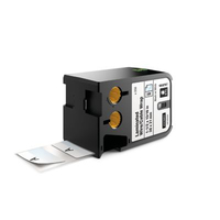 DYMO 1868707 Zwart op wit labelprinter-tape