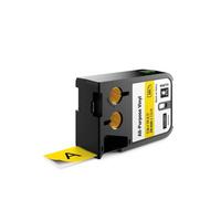 DYMO 1868773 Zwart op geel labelprinter-tape