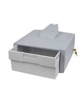 Ergotron PRIMARY DRAWER TALL SINGLE Grijs, Wit Lade accessoire voor multimediawagens