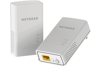 Netgear PL1000 1000Mbit/s Ethernet LAN White 1pc(s) PowerLine network adapter