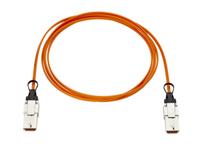 Hewlett Packard Enterprise 804104-B21 Glasvezel kabel 5 m CXP Oranje