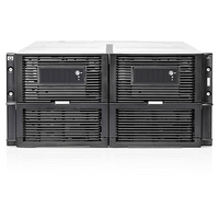 Hewlett Packard Enterprise D6000 210000GB Rack (5U) Zwart disk array