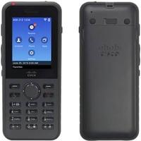 Cisco 8821 Wireless handset Wi-Fi Black IP phone