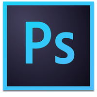 Adobe Photoshop CC 1 licentie(s) Engels