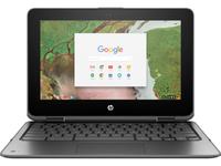 "HP Chromebook 11 G1 EE 1.1GHz N3350 11.6"" 1366 x 768Pixels Grijs Chromebook"