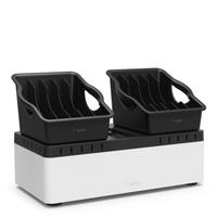 Belkin Store & Charge - Laadstation met verwijderbare bakken (10-poort USB laadstation inbegrepen)
