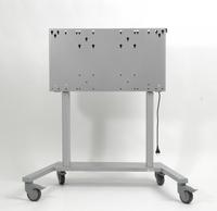 ErgoXS EFF5250 bevestiging voor signage-beeldschermen Zilver