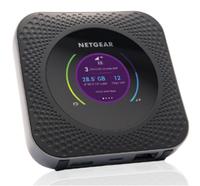 Netgear MR1100 Dual-band (2.4 GHz / 5 GHz) Gigabit Ethernet 3G 4G Zwart draadloze router