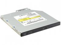 HP 2VF70AV optical disc drive Internal Black, Silver DVD-ROM