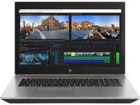 "HP 17 G5 Zilver Mobiel werkstation 43,9 cm (17.3"") 1920 x 1080 Pixels 2,60 GHz Intel® 8ste generatie Core™ i7 i7-8850H"