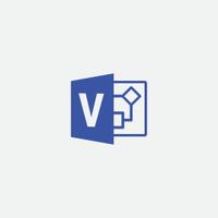 Microsoft Visio Standard 2019 Full 1 license(s) English