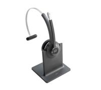 Cisco 561 Headset Hoofdband Zwart, Grijs