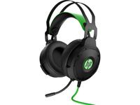 HP 600 headset Head-band Binaural Black,Green