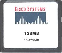 Cisco MEM-C4K-FLD128M= 128MB 1stuk(s) netwerkapparatuurgeheugen