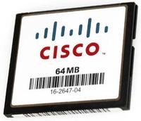 Cisco MEM-C4K-FLD64M= 64MB 1stuk(s) netwerkapparatuurgeheugen