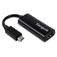 Targus ACA933EU cable interface/gender adapter USB-C HDMI Black