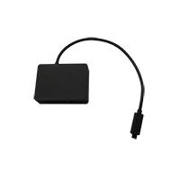 Logitech Rally Camera netvoeding & inverter Binnen Zwart