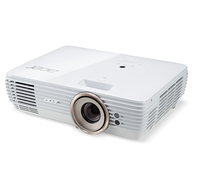 Acer Home MR.JPD11.00M data projector 2200 ANSI lumens DLP 2160p (3840x2160) Ceiling-mounted projector White