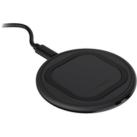 OtterBox Wireless Charging Pad 10W + EU Wall Charger 18W + USB A-Micro USB Cable, zwart
