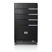 Hewlett Packard Enterprise StorageWorks X510 1TB E5200 Ethernet LAN Tower Zwart NAS