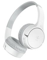 Belkin AUD001BTWH headphones/headset Handheld 3.5 mm connector Bluetooth White