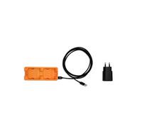 Panasonic PCPE-PGLCHR2 mobile device charger Orange Indoor