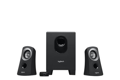 Logitech Z313 speaker set 2.1 channels 25 W Black