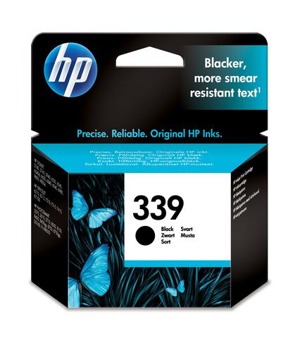 HP 339 Original Black 1 pc(s)