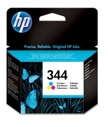 HP 344 Original Cyan,Magenta,Yellow 1 pc(s)