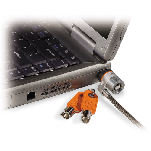 Kensington Microsaver® Keyed Laptop-slot