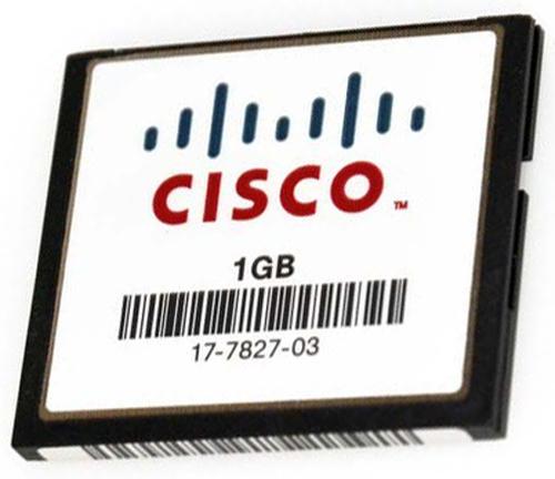 Cisco MEM-C6K-CPTFL1GB= 1024MB 1stuk(s) netwerkapparatuurgeheugen