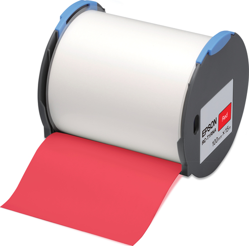 Epson RC-T1RNA 100mm Red Tape