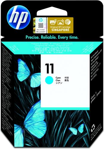 HP 11 print head Inkjet