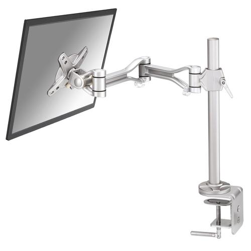 "Newstar FPMA-D1030 30"" Silver flat panel desk mount"