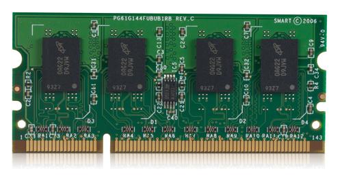 HP 512-MB 144-pins x32 DDR2 DIMM