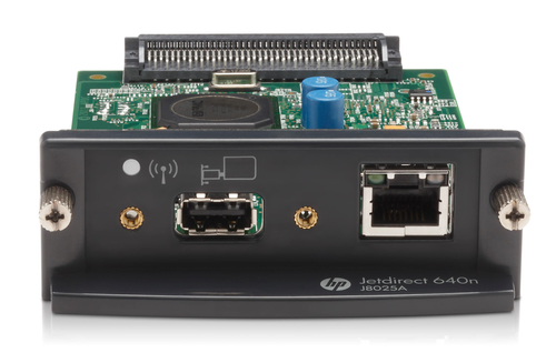HP Jetdirect 640n Print Server