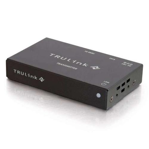 C2G TruLink AV-zender Zwart