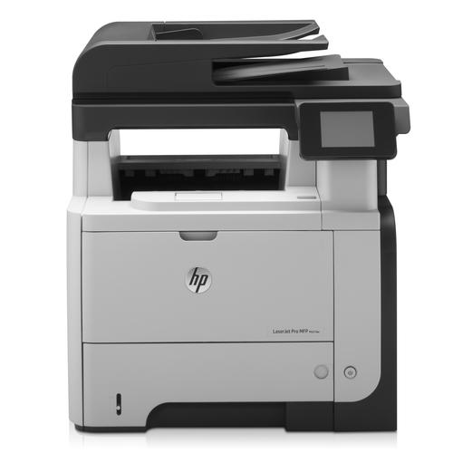 HP LaserJet Pro M521dw Laser 1200 x 1200 DPI 40 ppm A4 Wi-Fi