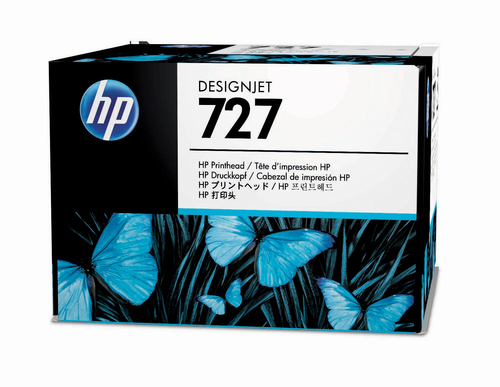 HP 727 print head Inkjet