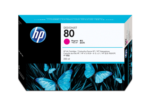 HP 80 Origineel Magenta