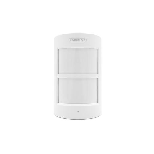 Eminent EM8650 Passieve infraroodsensor (PIR) Draadloos Wit bewegingsmelder