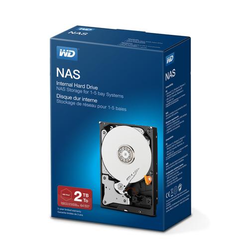 Western Digital Desktop Networking 2000GB SATA III interne harde schijf