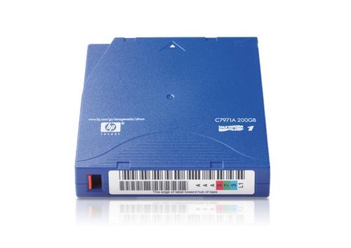 Hewlett Packard Enterprise C7971A lege datatape LTO 100 GB 1,27 cm
