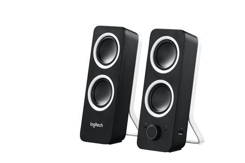 Logitech Z200 loudspeaker 10 W Black