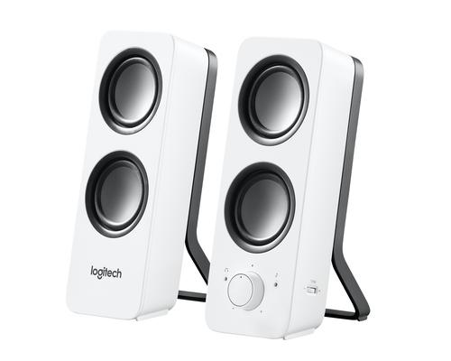 Logitech Z200 loudspeaker 10 W White