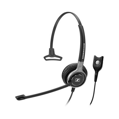 Sennheiser SC 630 Monaural Head-band Black,Silver
