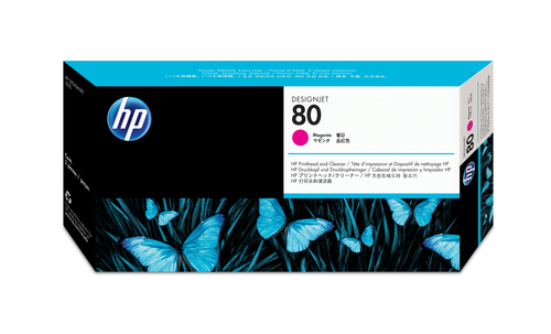 HP 80 printkop